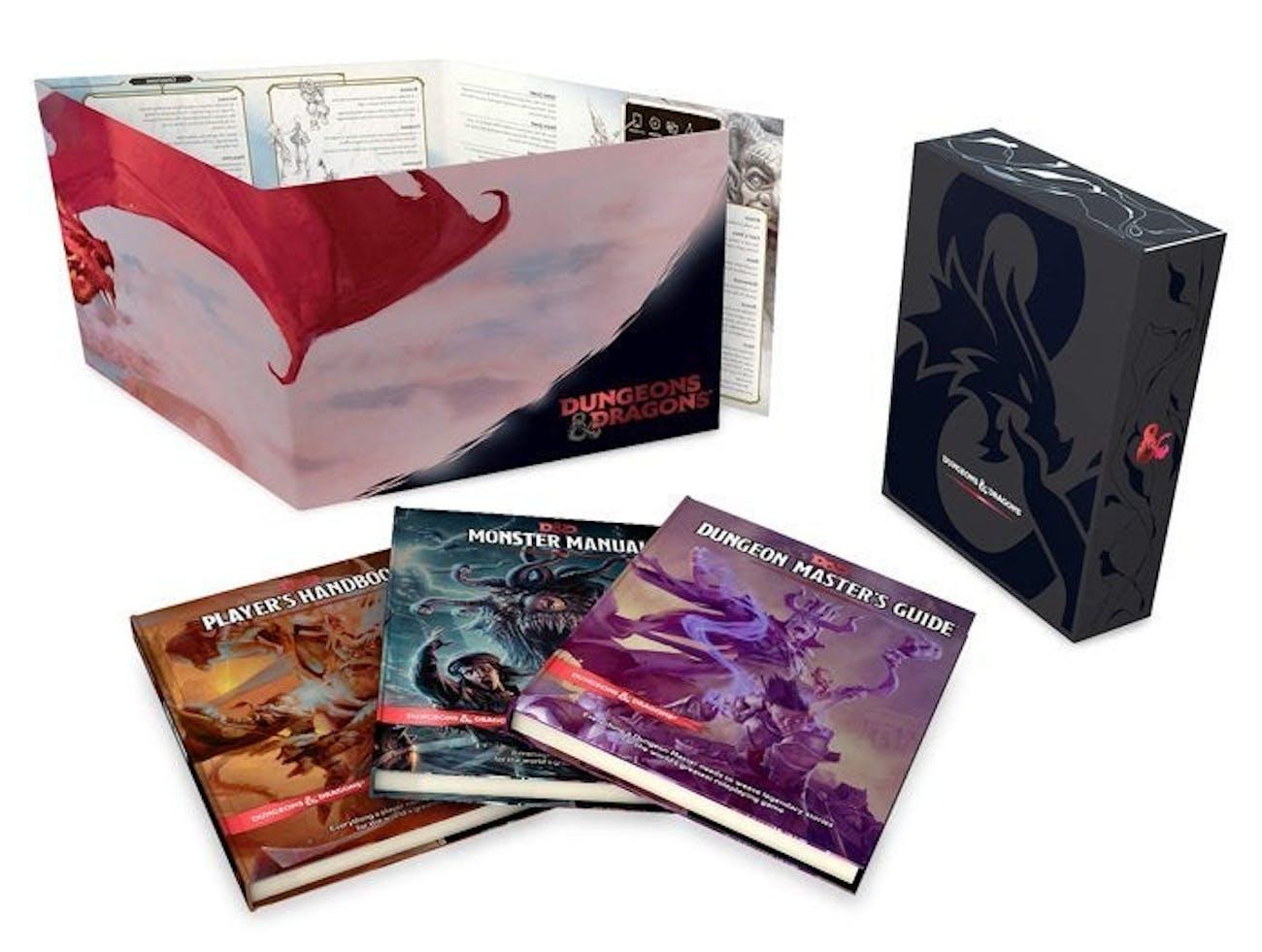 D&D Core Rulebooks Gift Set