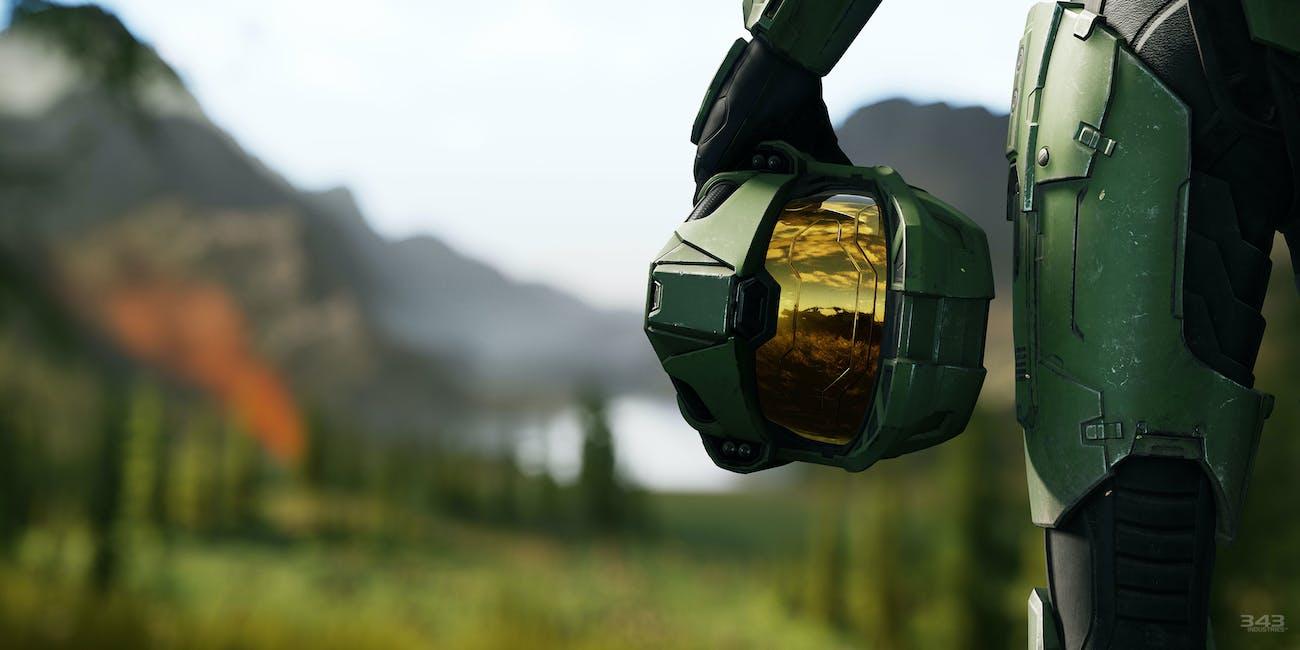 Xbox One X Halo 6