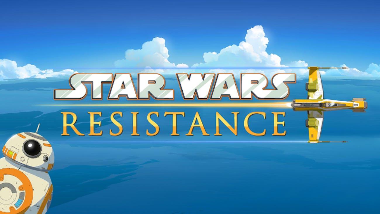 Star Wars Resistance Anime