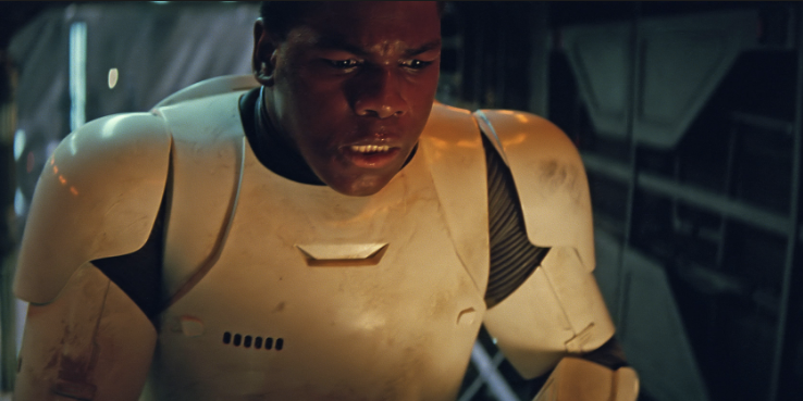 Finn Will probably recover in a bacta tank after star wars the force awakens.