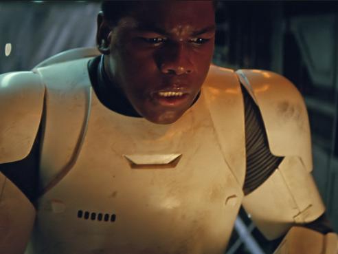Looks Like Finn Is Going in a Bacta Tank in 'Episode VIII'
