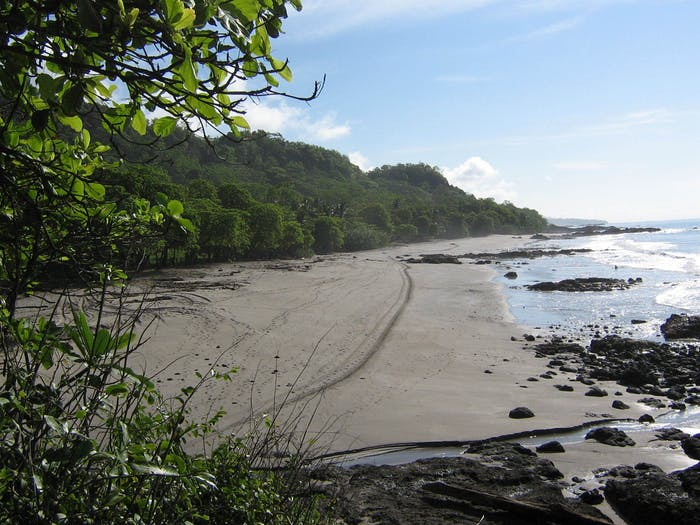 Montezuma in the southern Puntarenas province