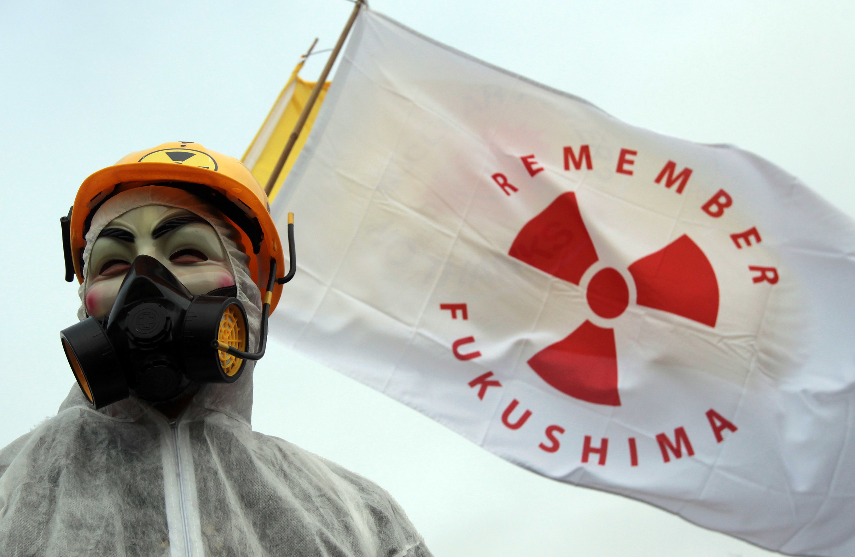 Image result for fukushima radiation