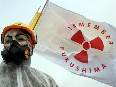 "Radioactive ""Glassy Soot"" Fell Over Tokyo After the Fukushima Meltdown"