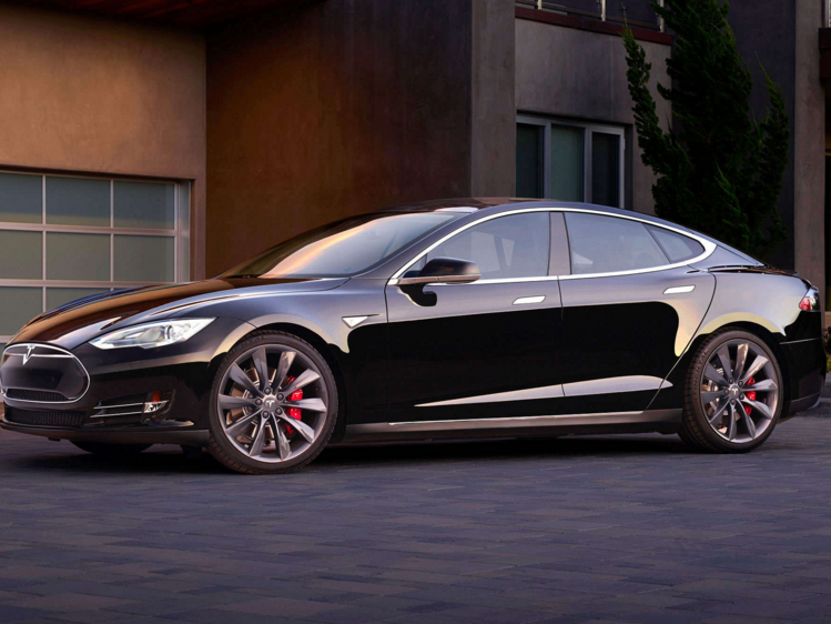 Model S Stands for Seatbelt: Tesla Recalls Every One of the Cars