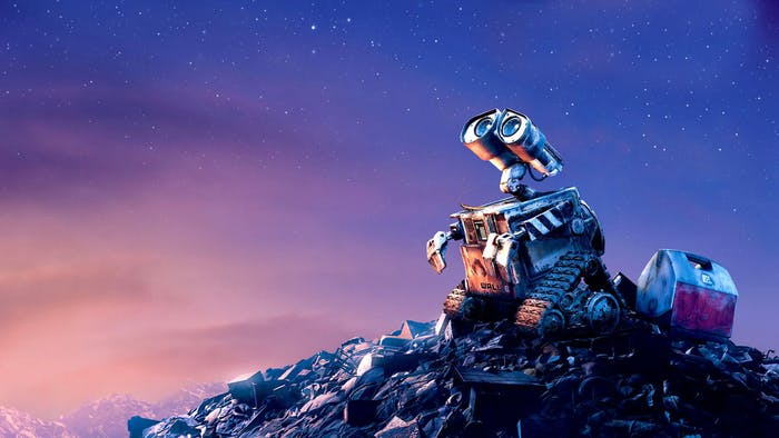 The 'Opportunity' rover inspired the storytellers at Pixar to make WALL-E.
