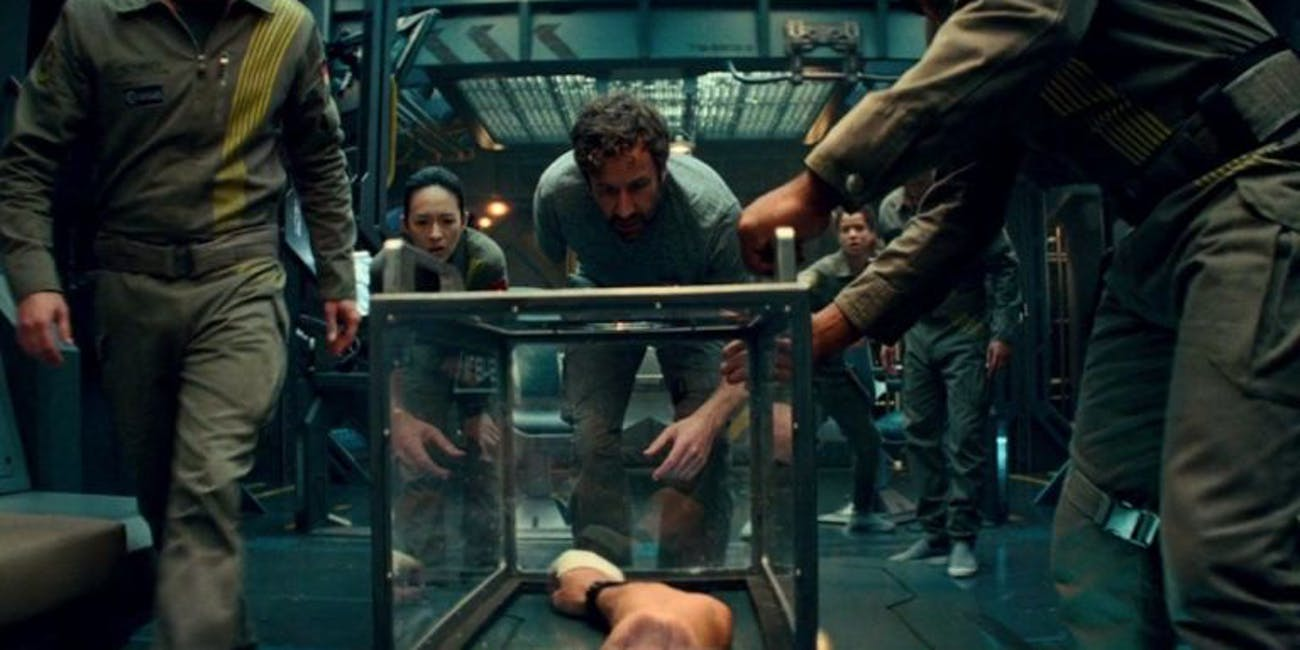 'The Cloverfield Paradox' will make you feel really bad for Mundy.