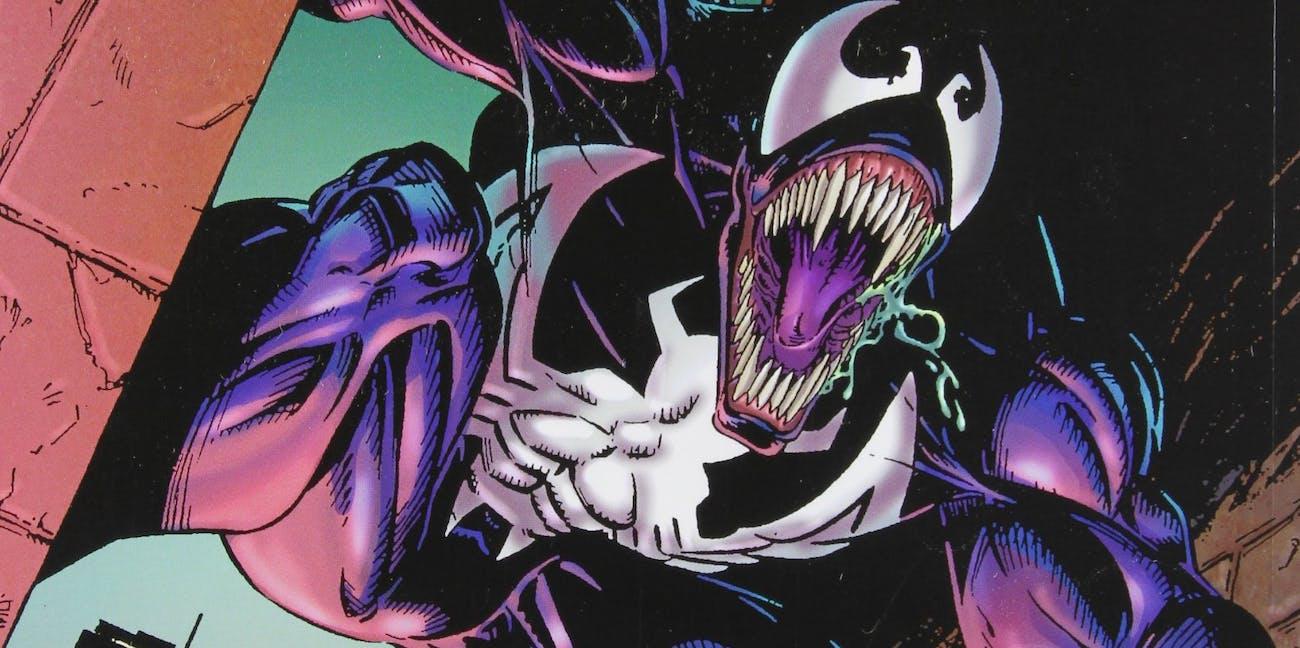gay Venom his sex first