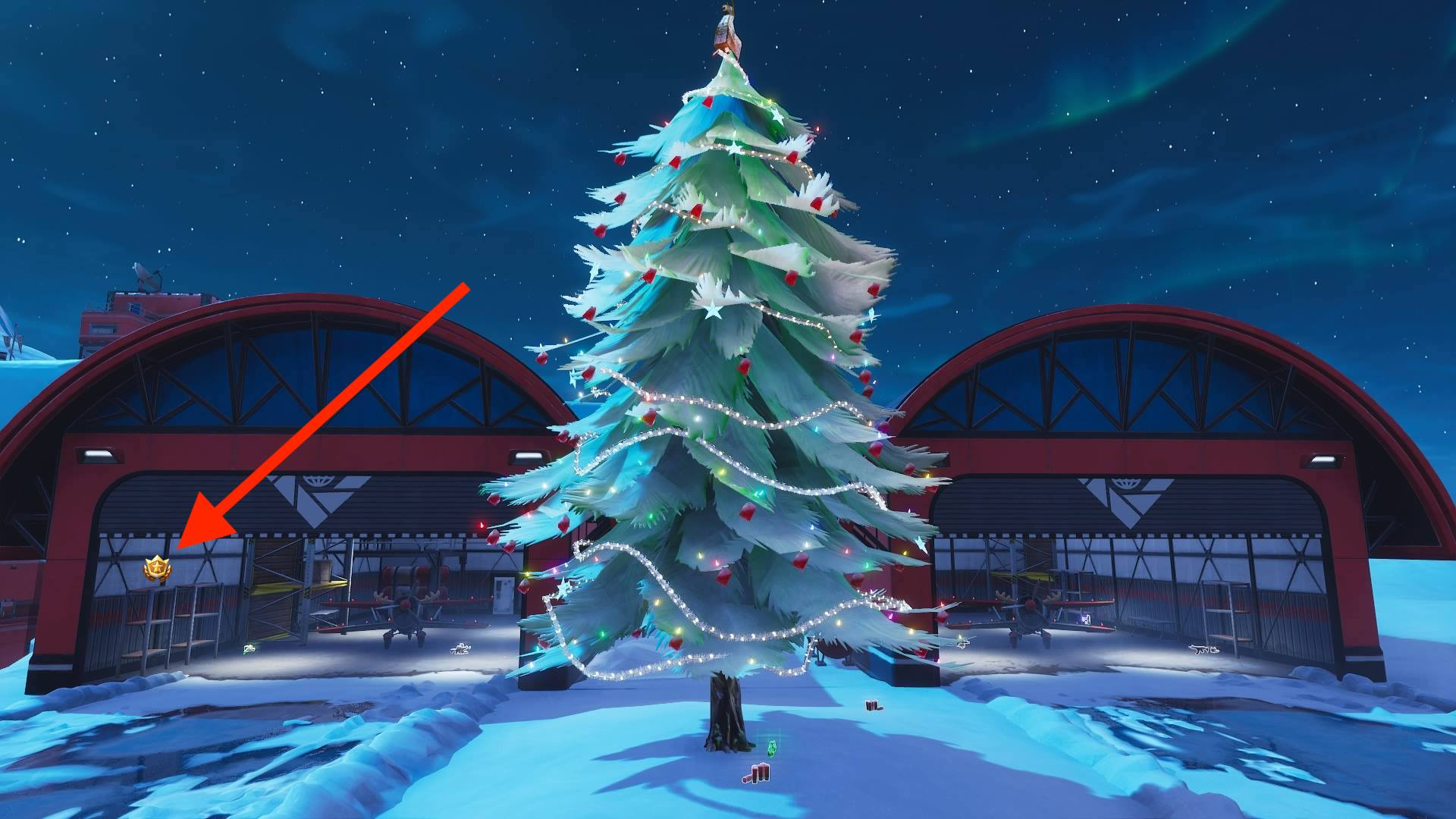 Fortnite' Week 3 Secret Battle Star Location Map: Snowfall
