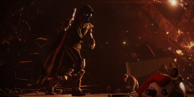 Destiny 2 Activision Bungie Blizzard Hunter Cayde-6