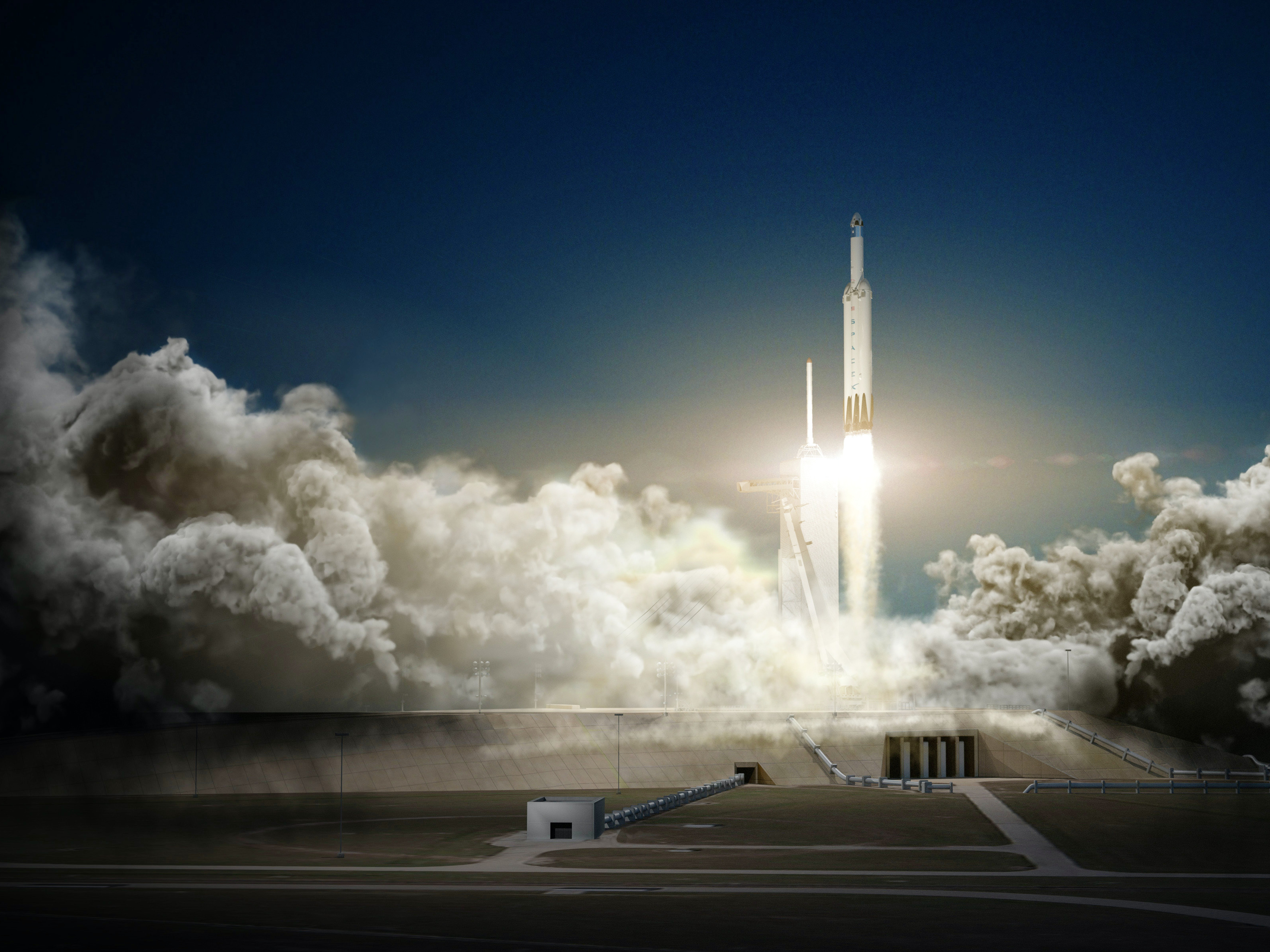 Will Elon Musk Reveal the World's Biggest Rocket in Two Months?