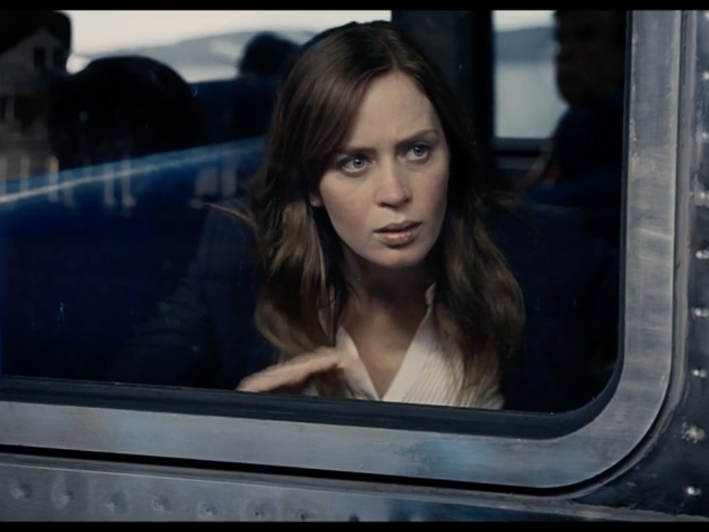 Emily Blunt Goes Off the Rails in the First 'The Girl on the Train' Trailer