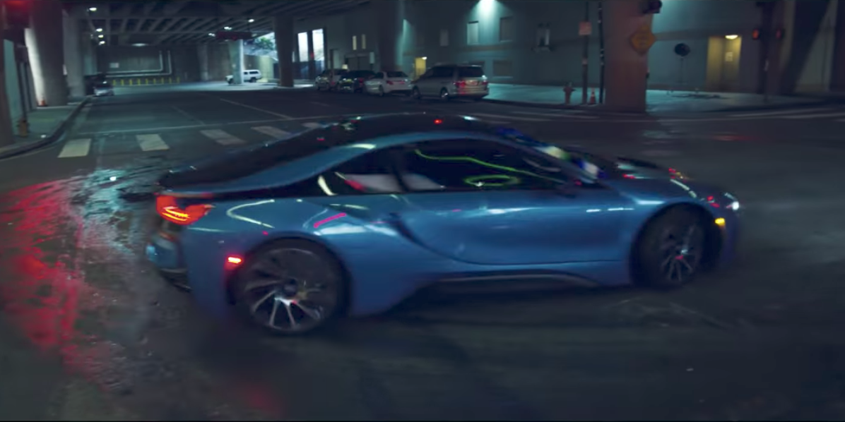 The Car In Kendrick Lamar S Loyalty Video Is The Bmw I8 Inverse