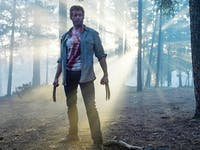 Wolverine as he appears in 'Logan'.
