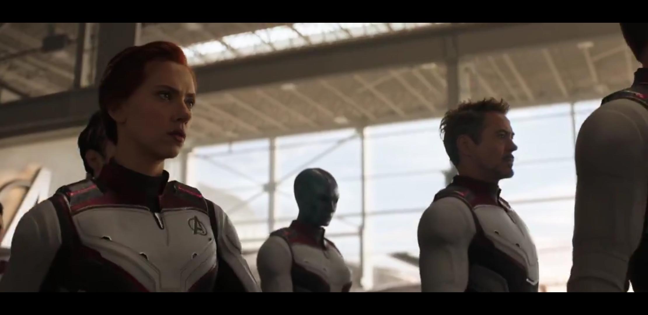 Avengers: Endgame' Drops a Major Clue About 4 Avengers Who