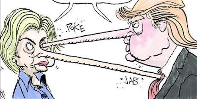 Cartoon by Chip Bok.
