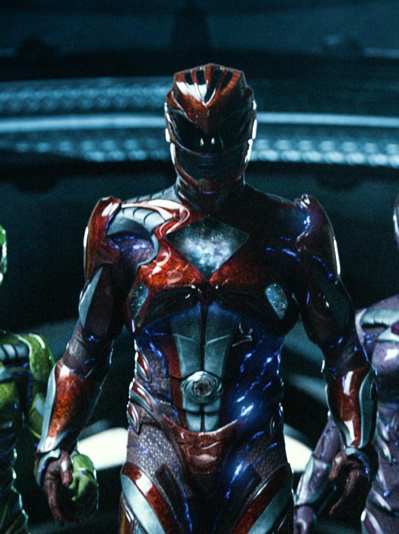 Power Rangers Movie Reboot