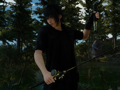 39 final fantasy xv 39 patch updates could introduce god mode for Final fantasy xv fishing guide