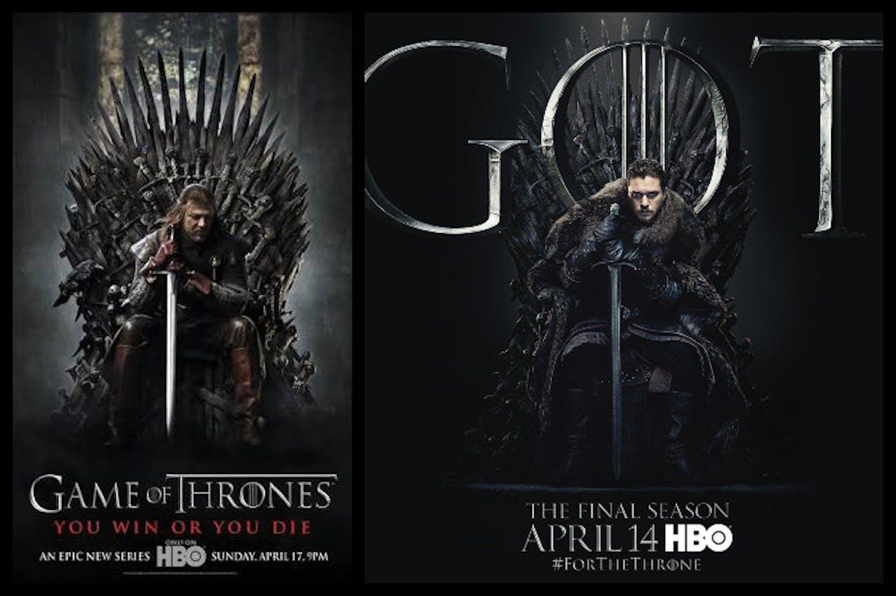 game of thrones season 8 spoilers character poster