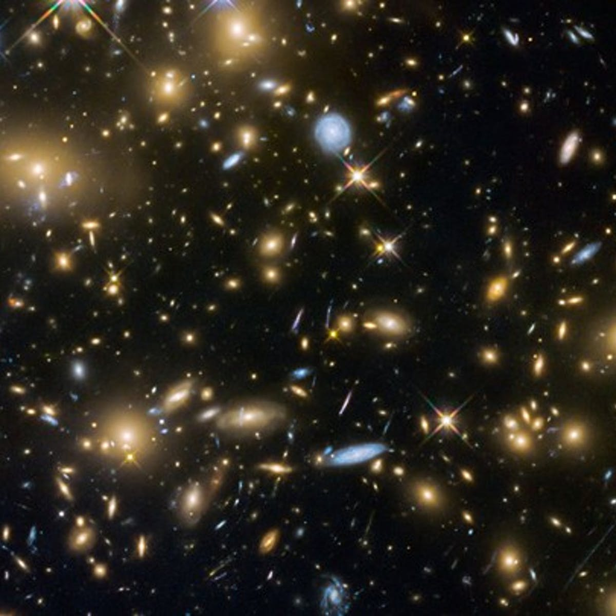 Ancient, Massive Galaxies Challenge What We Know About the Early Universe