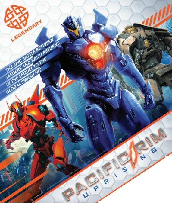 Pacific Rim: Uprising New Jaegers