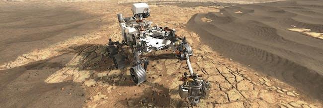 mars 2020 rover nasa