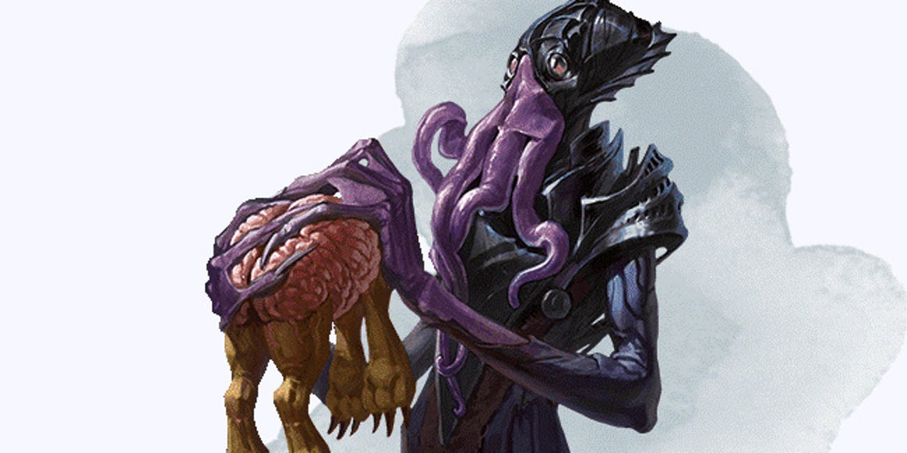 Nihilor illithid mind flayer