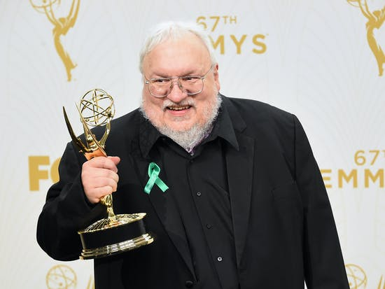 Let's Face It, George R. R. Martin's 'Winds of Winter' Is Never Coming