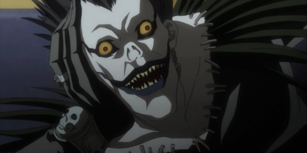 death note anime ryuk
