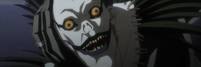 death note anime ryuk