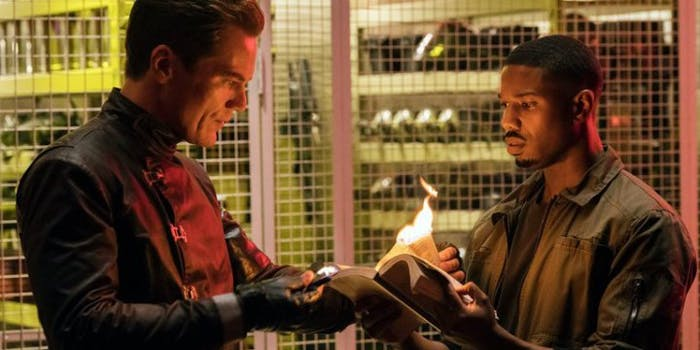 'Fahrenheit 451' does something different with its costuming.