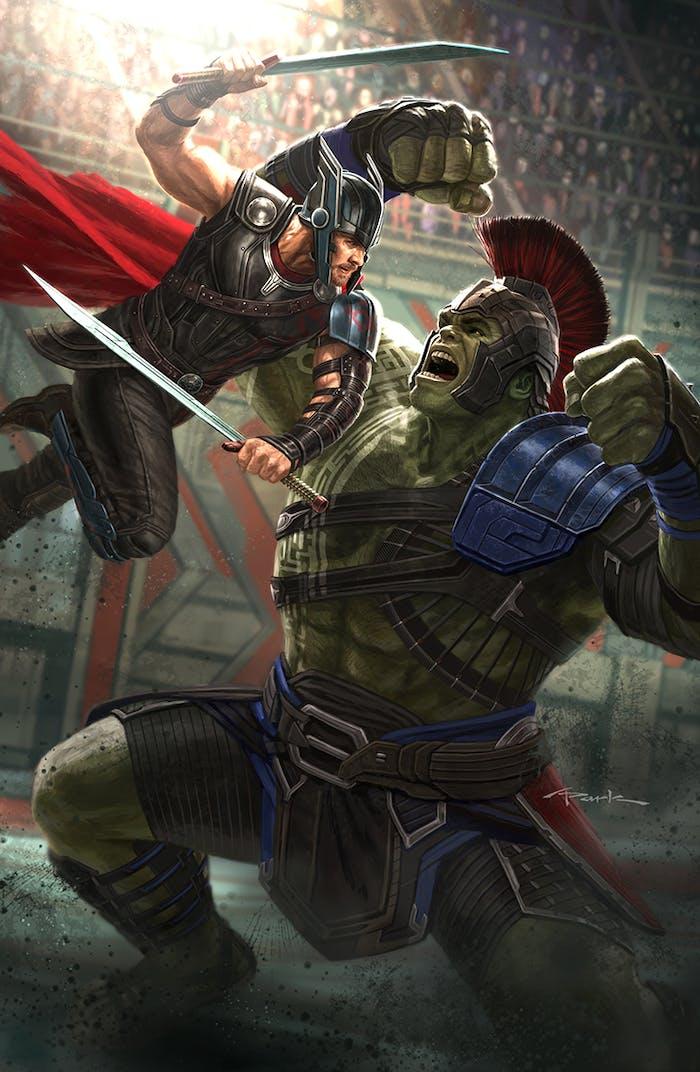Andy Park Thor Ragnarok