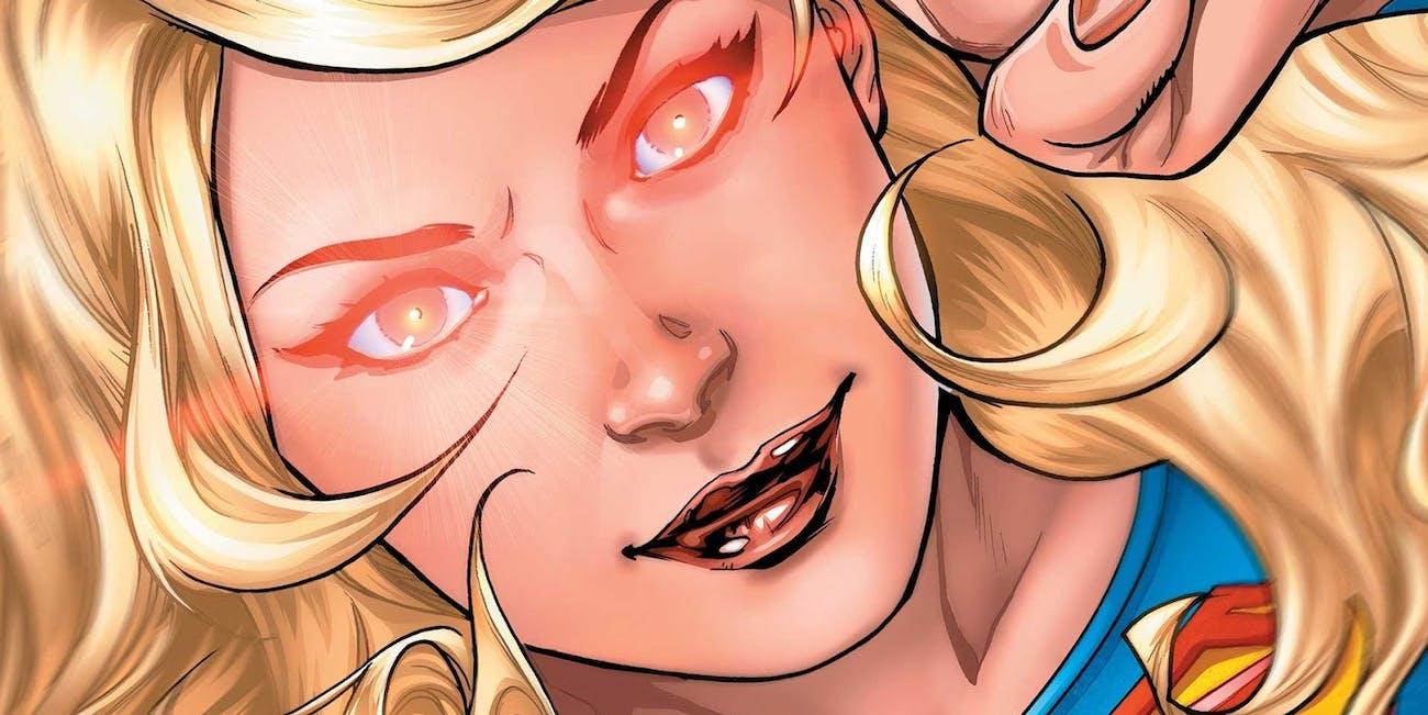 Steve Orlando Supergirl Rebirth DC Comics #1