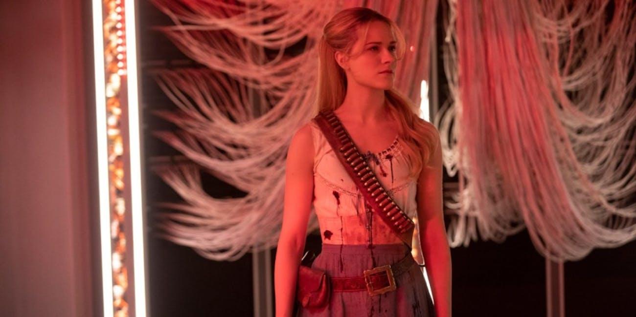 Evan Rachel Wood as Dolores in 'Westworld' Season 2
