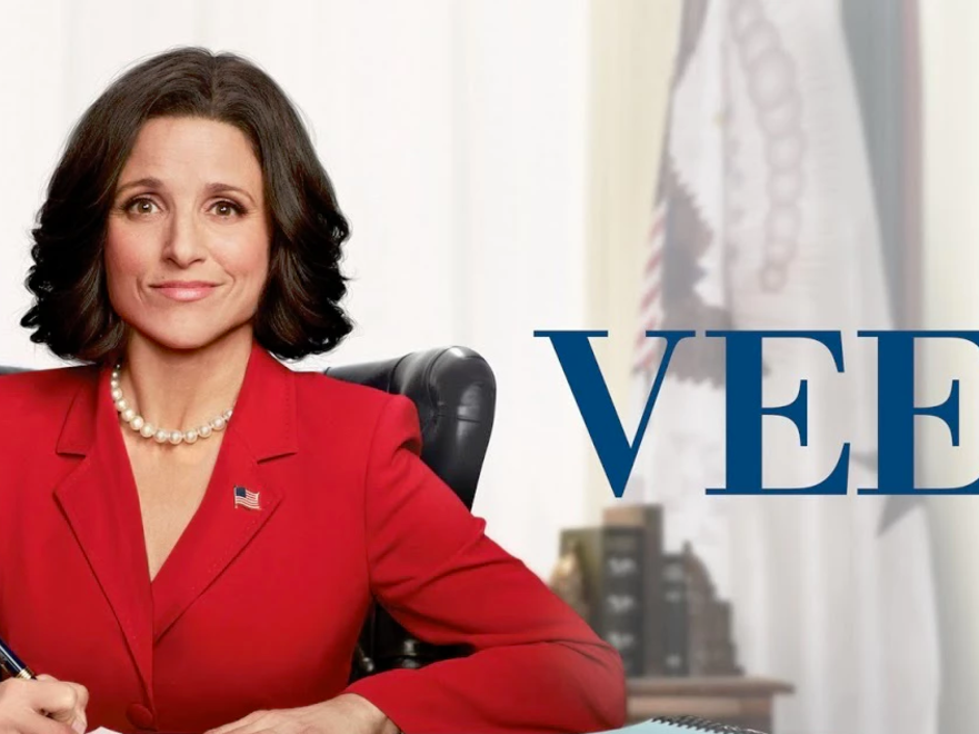 HBO's 'Veep' is an Obama-era political satire that features a woman in an ambitious leading role.