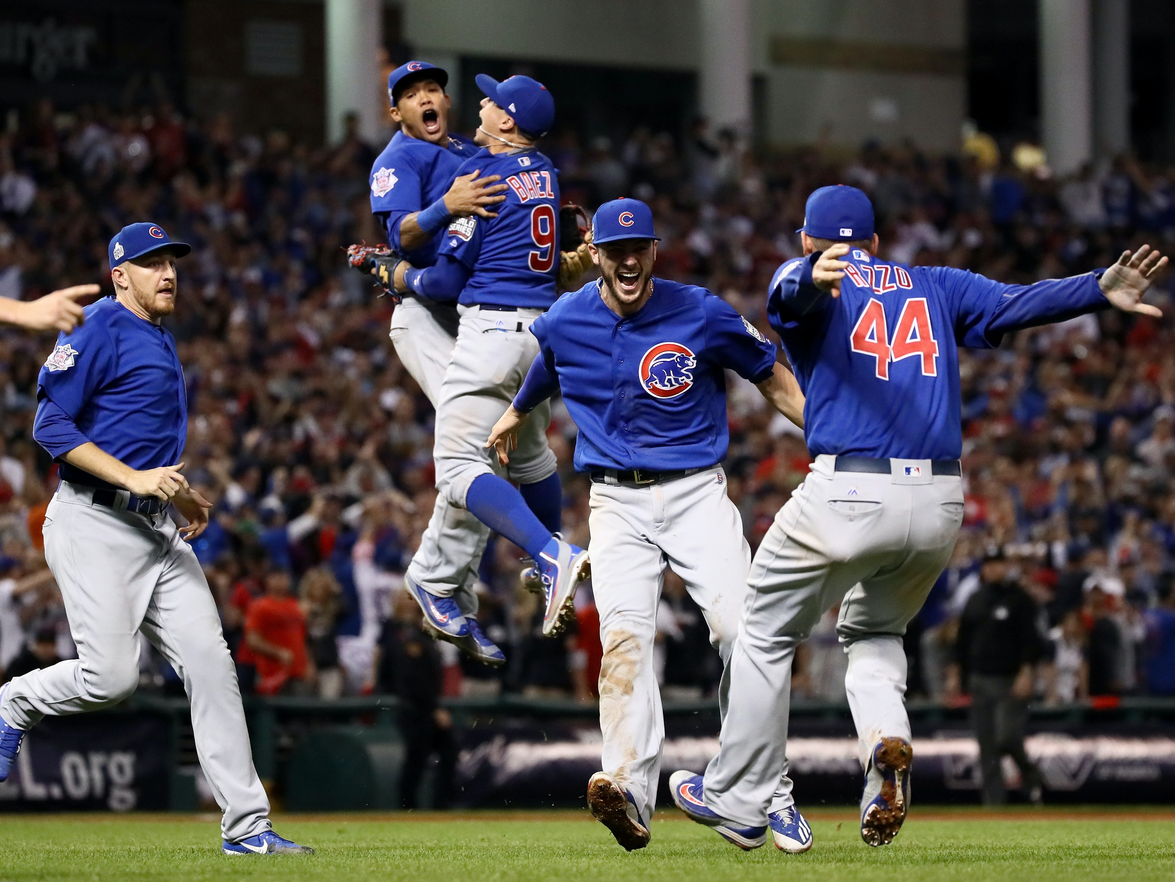 How a 2014 Tweet Perfectly Predicted the 2016 World Series