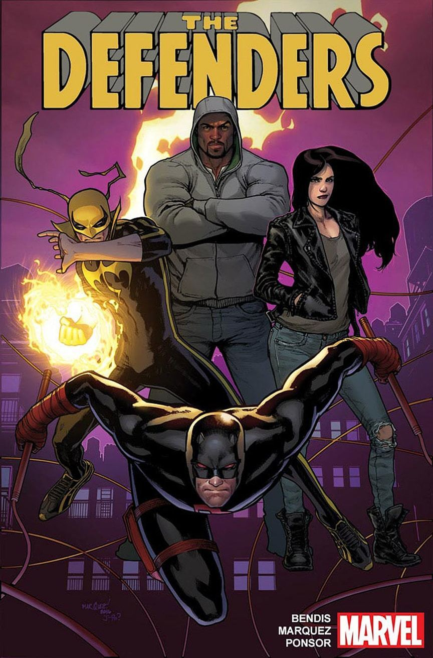 Netflix Marvel Defenders Jessica Jones Daredevil Luke Cage Iron Fist