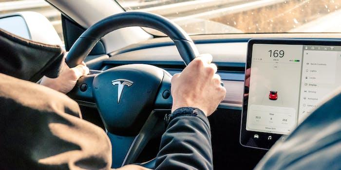 Tesla Model 3 | E-Cannonball 2018