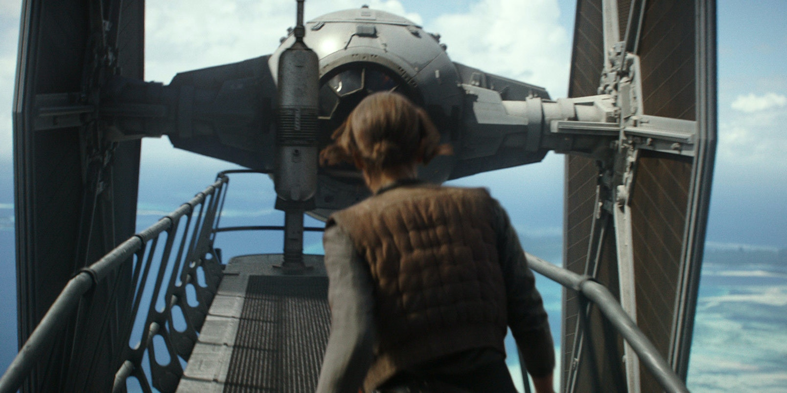 Jyn Erso in 'Rogue One'