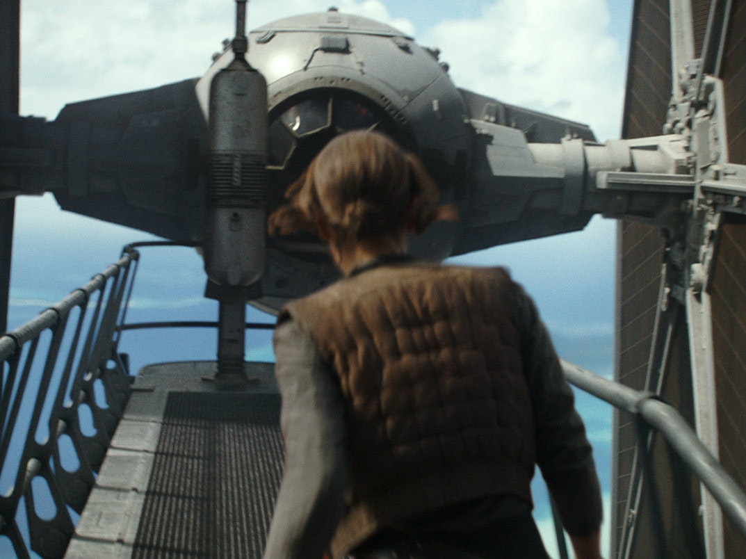 Jyn Erso's Mother Will Appear in 'Rogue One' Via Flashbacks