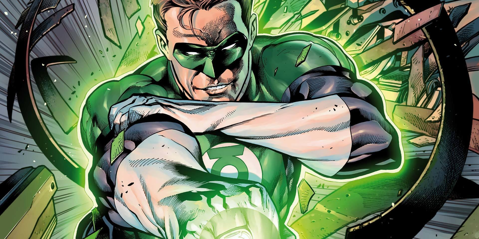 Green Lantern DC Comics