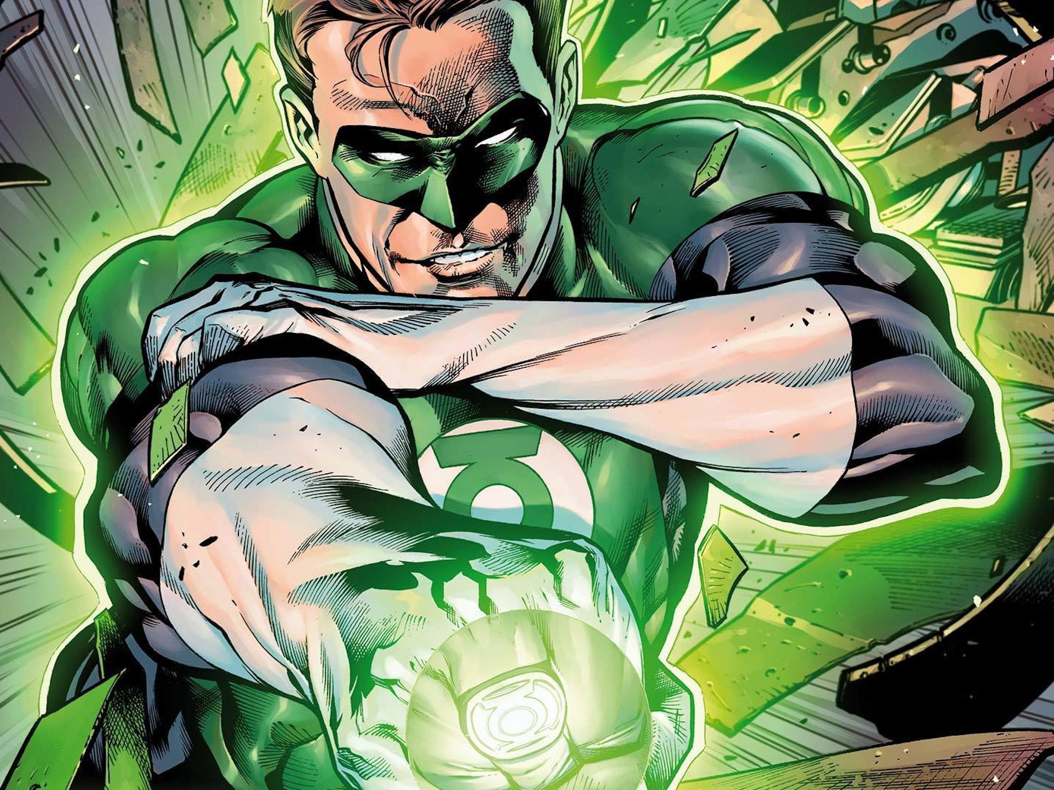 Even Ryan Reynolds Could Enjoy the New 'Green Lantern' Movie