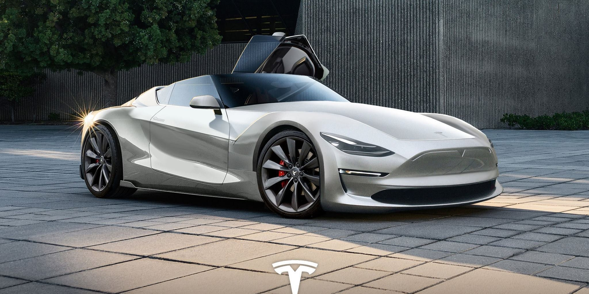 Tesla 2019 >> The 2019 Tesla Roadster May Break Speed Records Elon Musk Hints