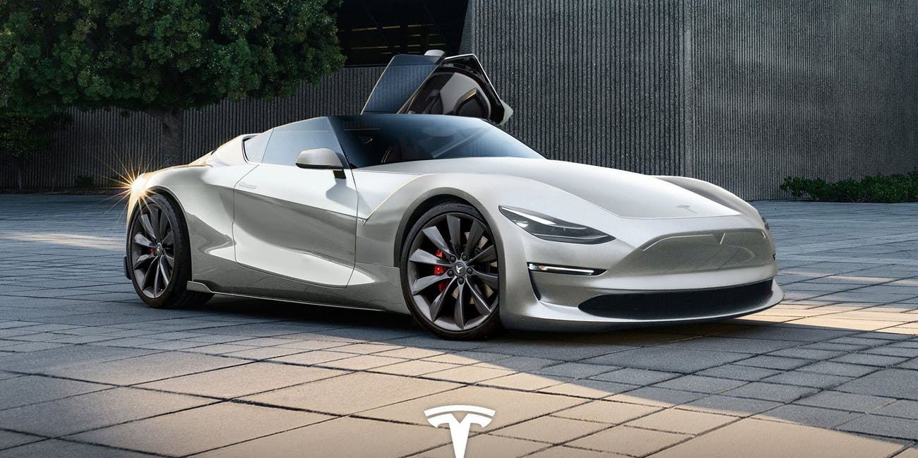 The 2019 Tesla Roadster May Break Sd Records Elon Musk Hints