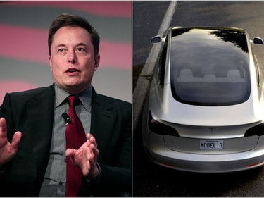 Elon Musk Clears Up a Misconception About the Tesla Model 3