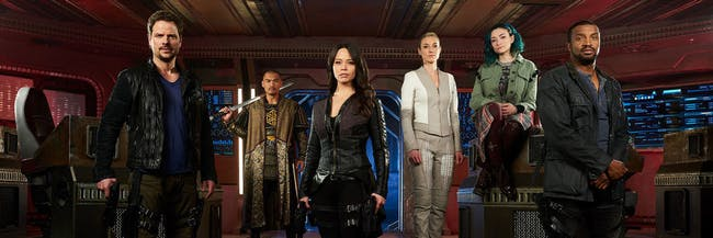 Season 3 of 'Dark Matter' will bring with it some changes.