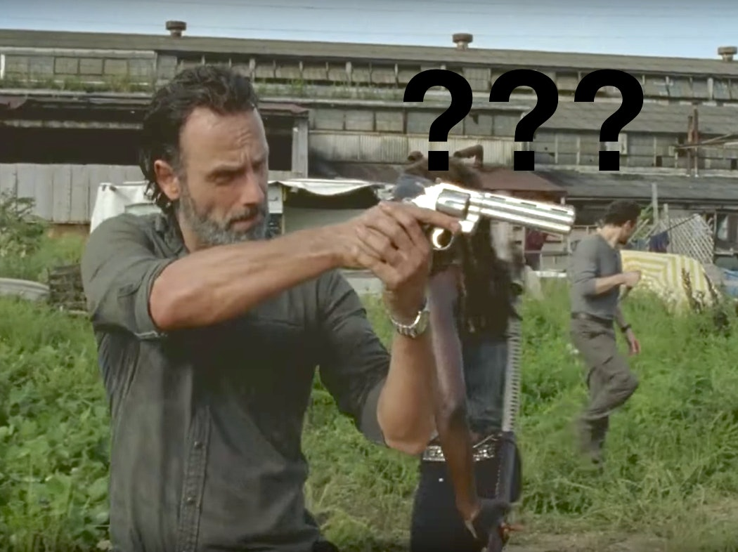 This 'Walking Dead' Character Was Supposed to be Gay