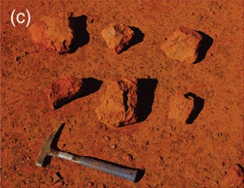 Researchers examined archaeological evidence for signs of past magnetic field fluctuations.