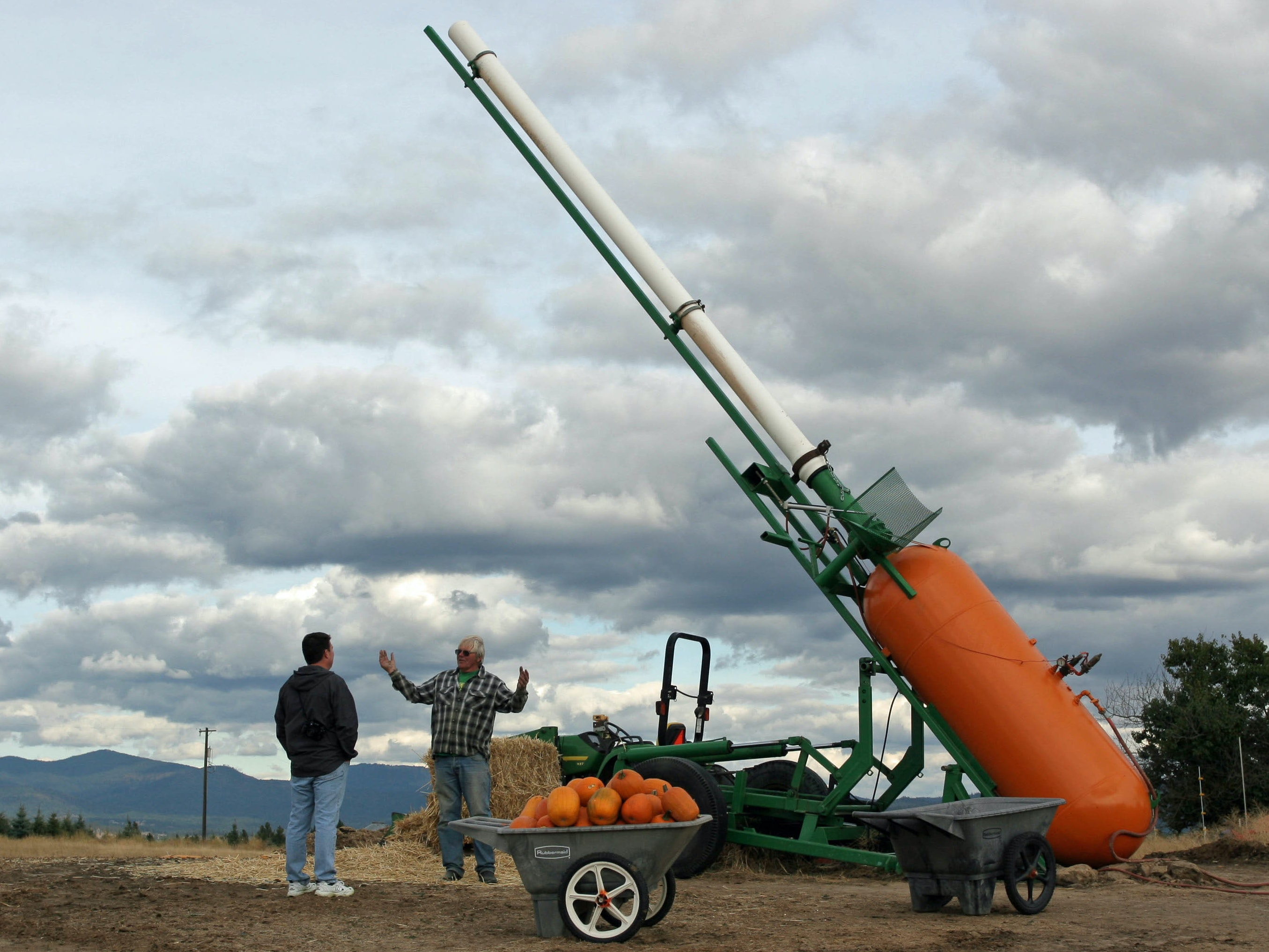Punkin Chunkin Explosion Could Lead to the Tradition's Demise