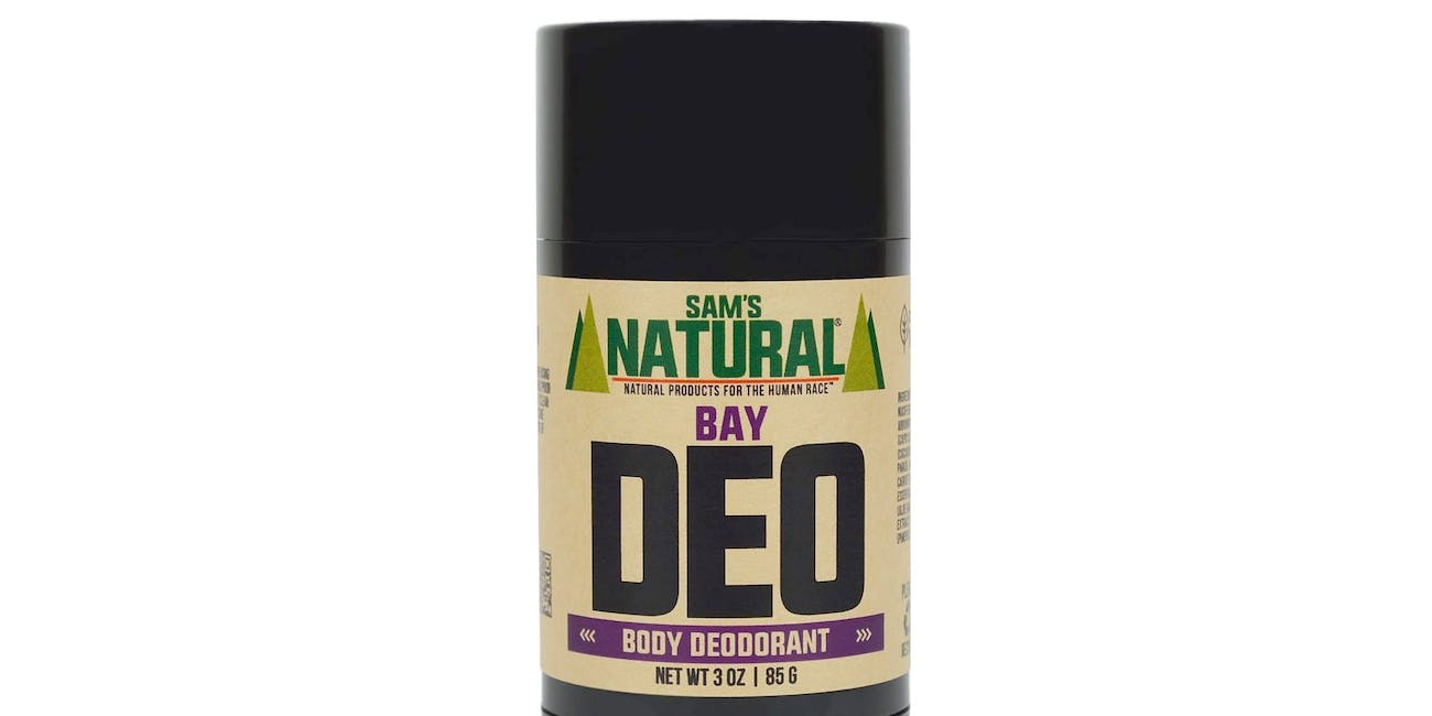 6 Natural Deodorants That Won't Stink Up the Joint | Inverse
